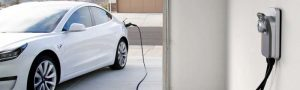 Home charger electric car