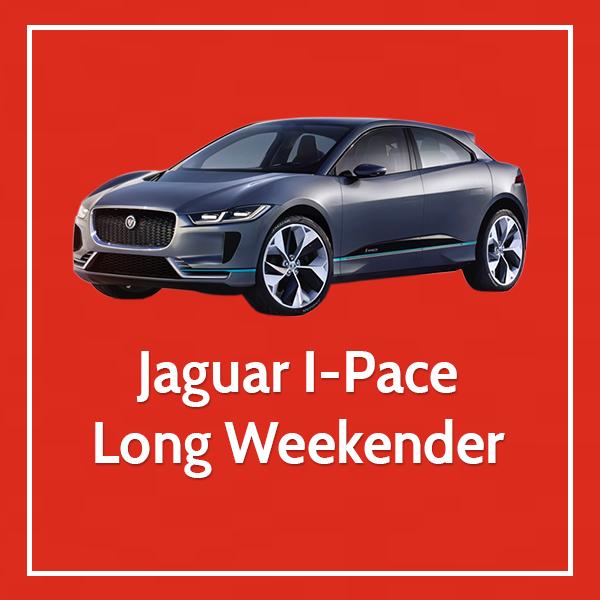 Jaguar I-Pace Long Weekender