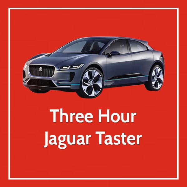 Three Hour Jaguar Experience