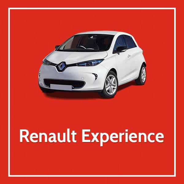 Renault Gift Vouchers
