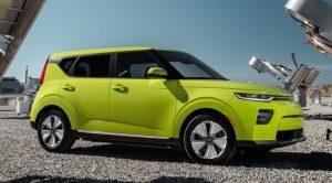 2020 Kia Soul - Electric Cars