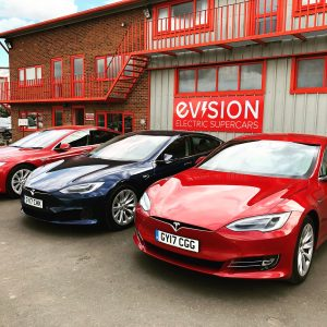 EVision Electric Cars - Tesla
