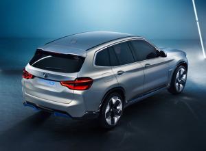 Electric Cars - BMW iX3
