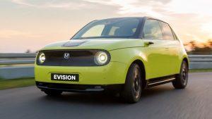 Honda E - Electric Cars