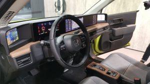 Honda E Interior - Electric Cars