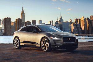 Grey Jaguar I-Pace