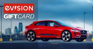 Jaguar I-Pace Gift Voucher