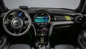 Mini SE Interior - Electric Cars