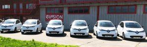 Renault ZOE Lineup