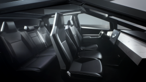 Tesla Cybertruck Interior - Electric Cars