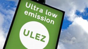ULEZ Zone Sign