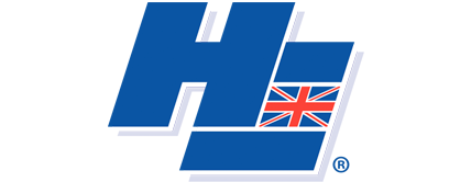 HE Services Plant Hire Logo