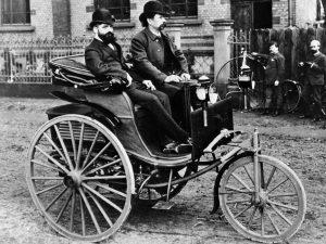 Benz Patent 1886
