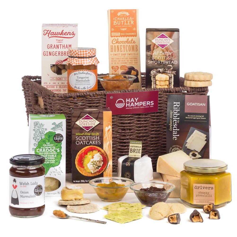 Christmas Stocking Fillers - Hay Hampers
