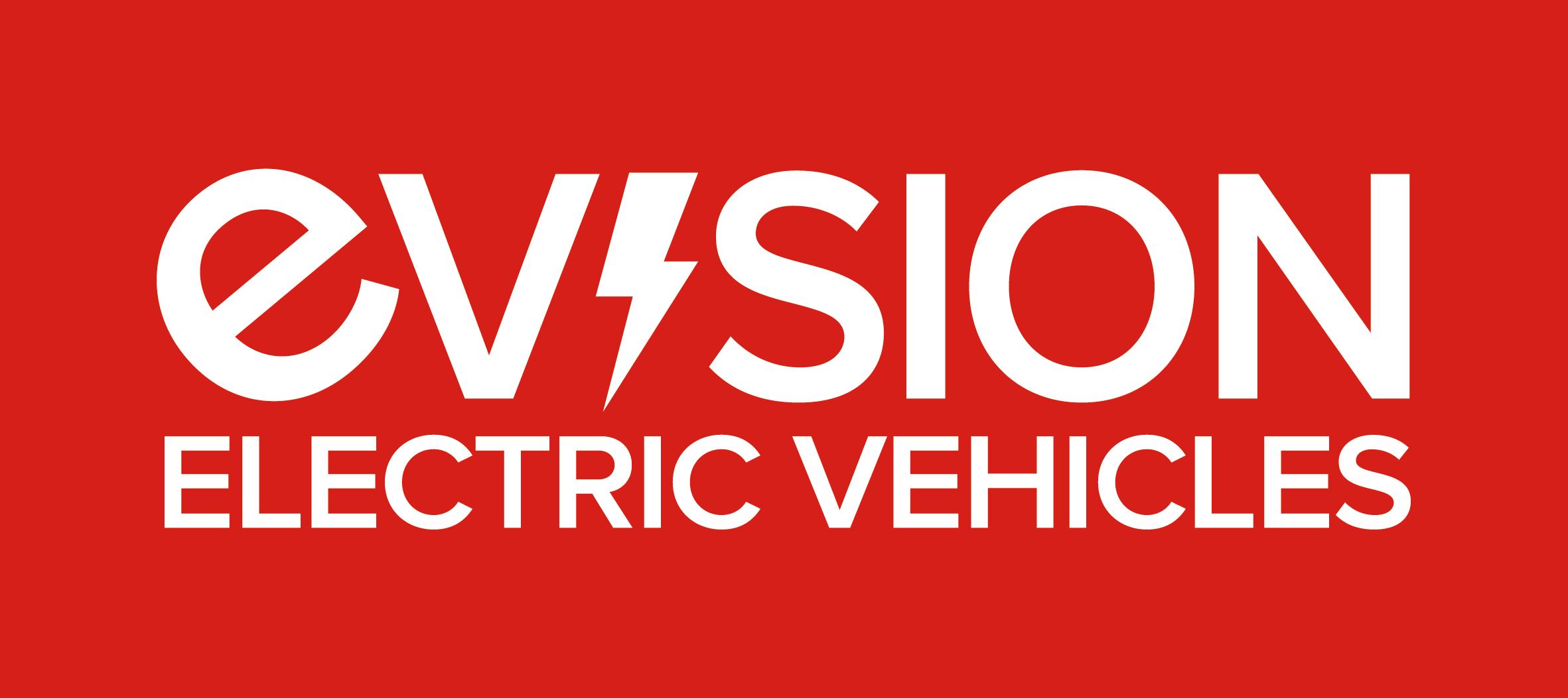 EVision Electric Car Hire Logo