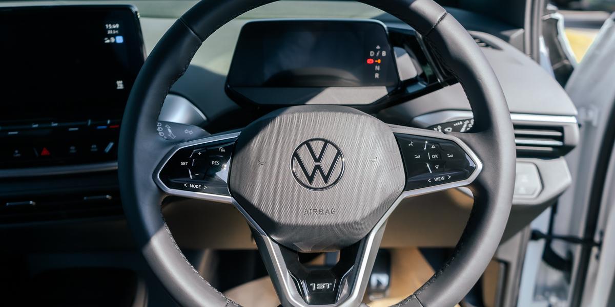 Hire a Volkswagen ID.4