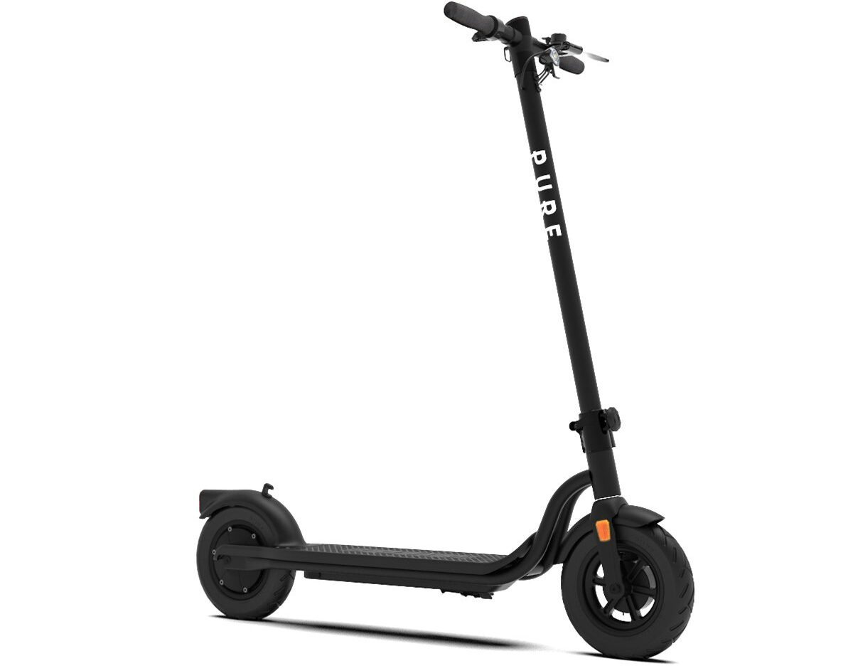 E-scooter hire