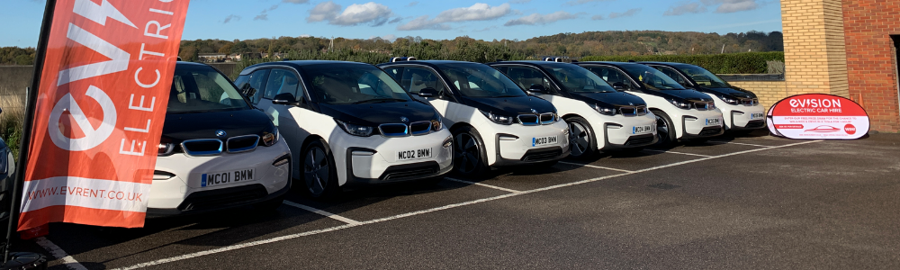 EVision Electric Vehicles - BMWs
