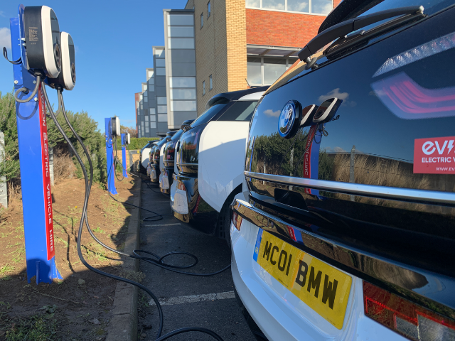 EVision Electric Vehicles - Medway Council