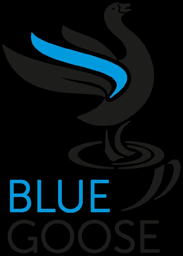 Blue Goose Coffee Logo