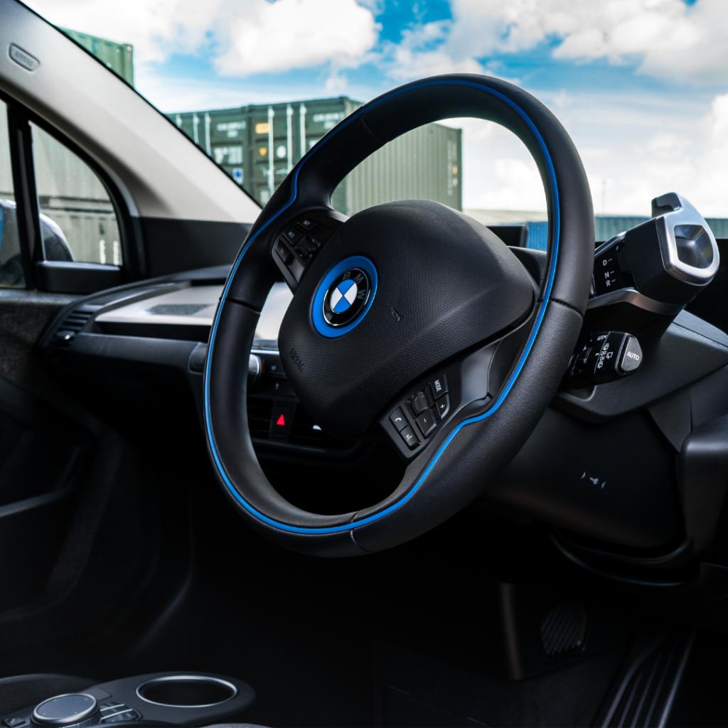 BMW i3 EVision