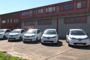 Renault ZOE fleet