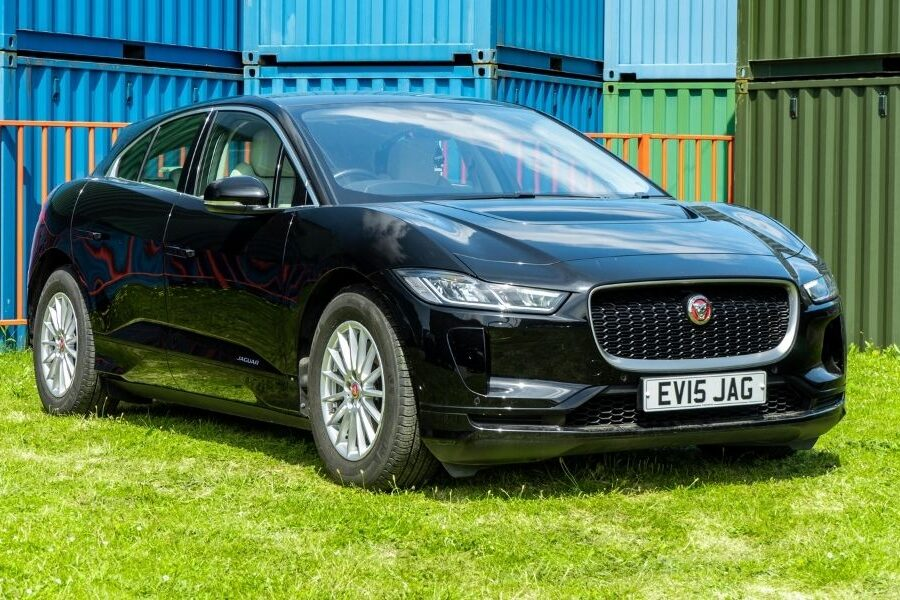 Jaguar I-Pace Hire