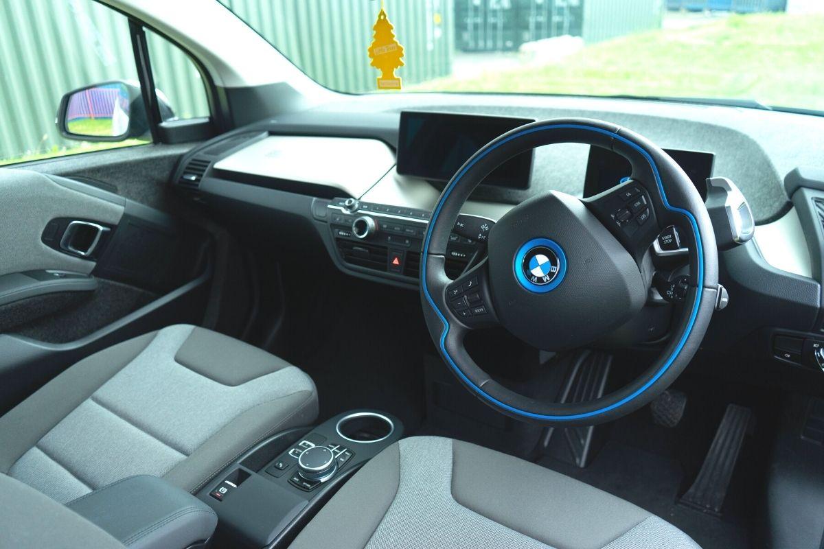 BMW i3 120Ah interior