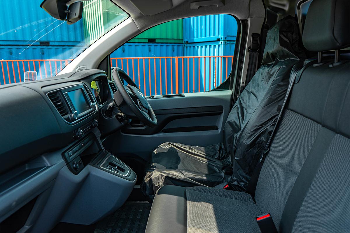 Vauxhall Vivaro E Van Seat