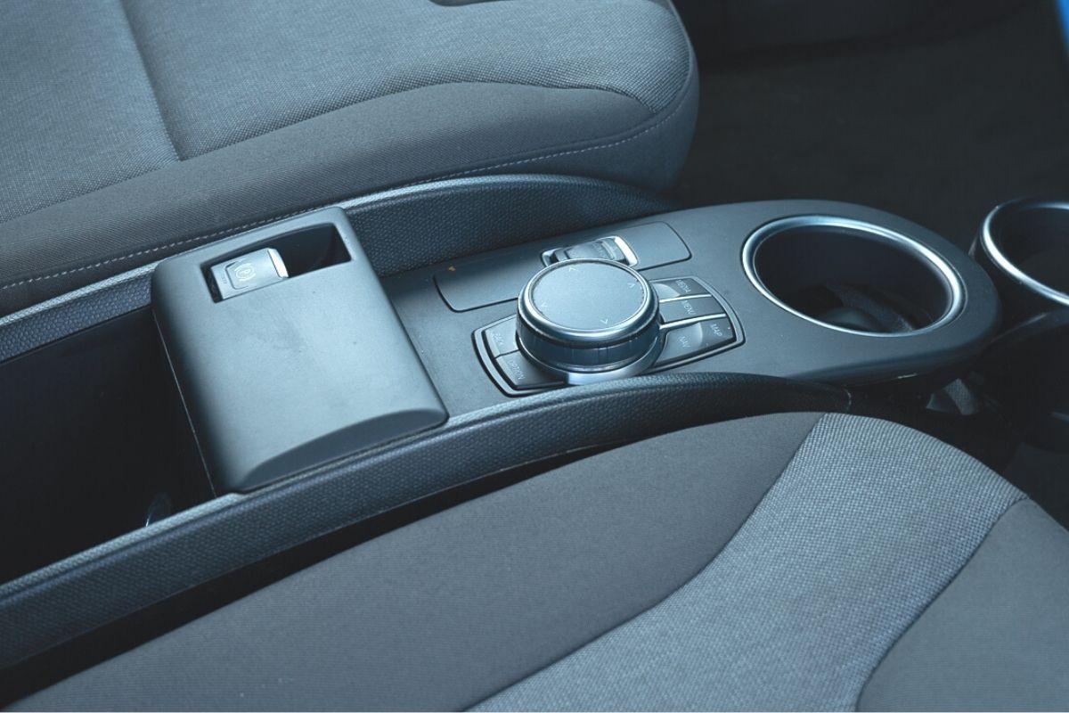 BMW i3 94Ah gear