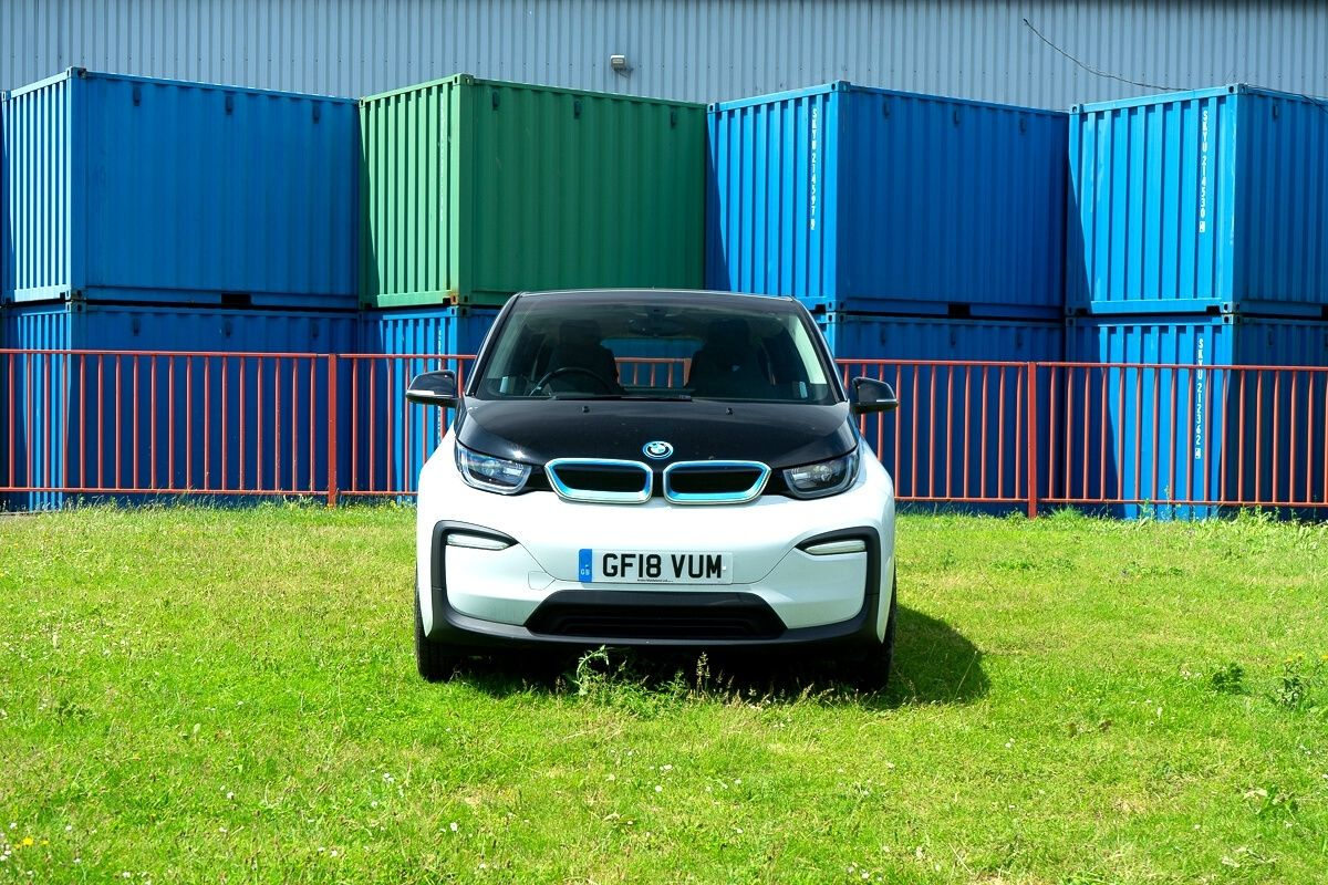 BMW i3 94Ah Front