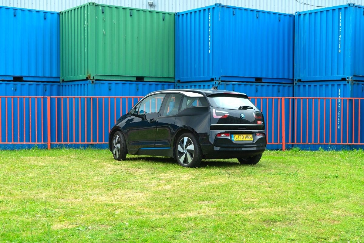 BMW i3s Black