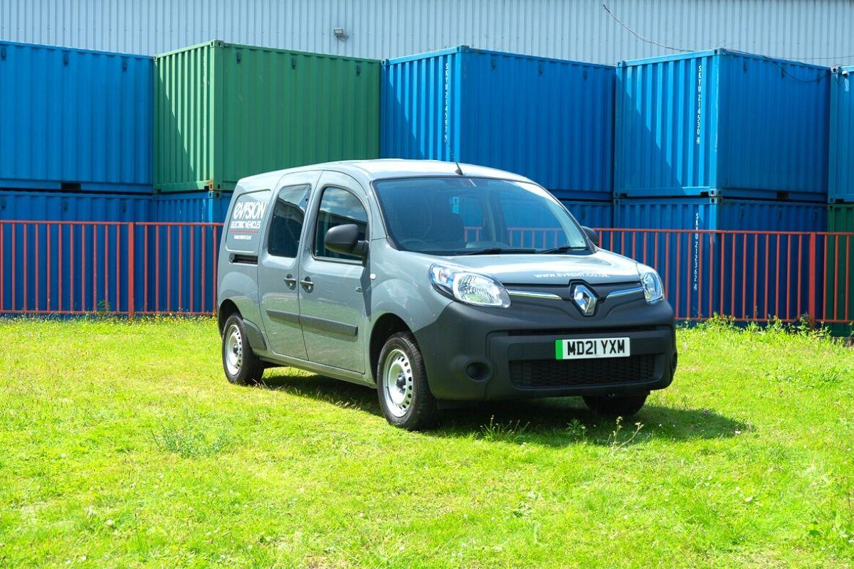 Renault Kangoo Double Cab Van