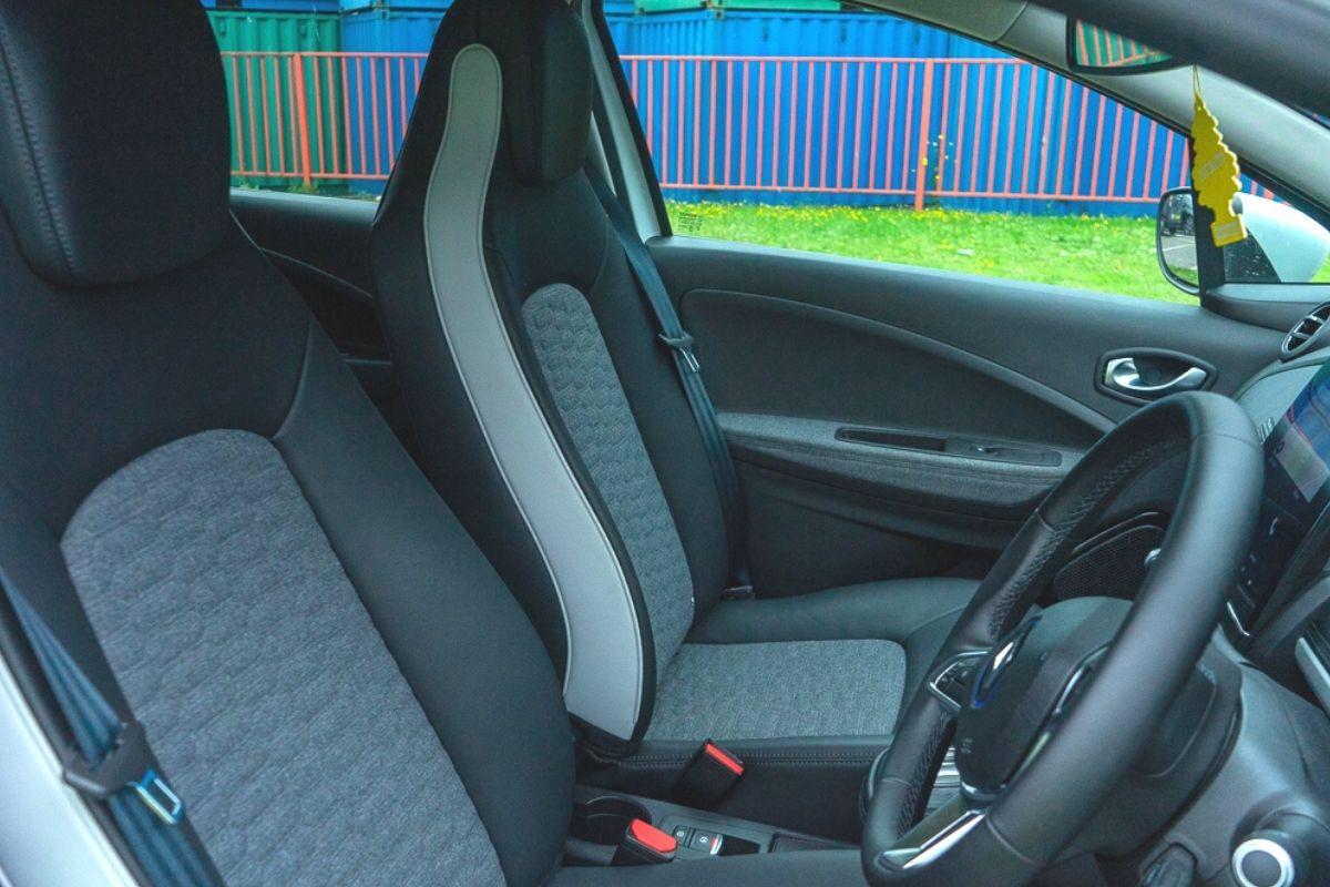 Renault ZOE GT Line R135 interior