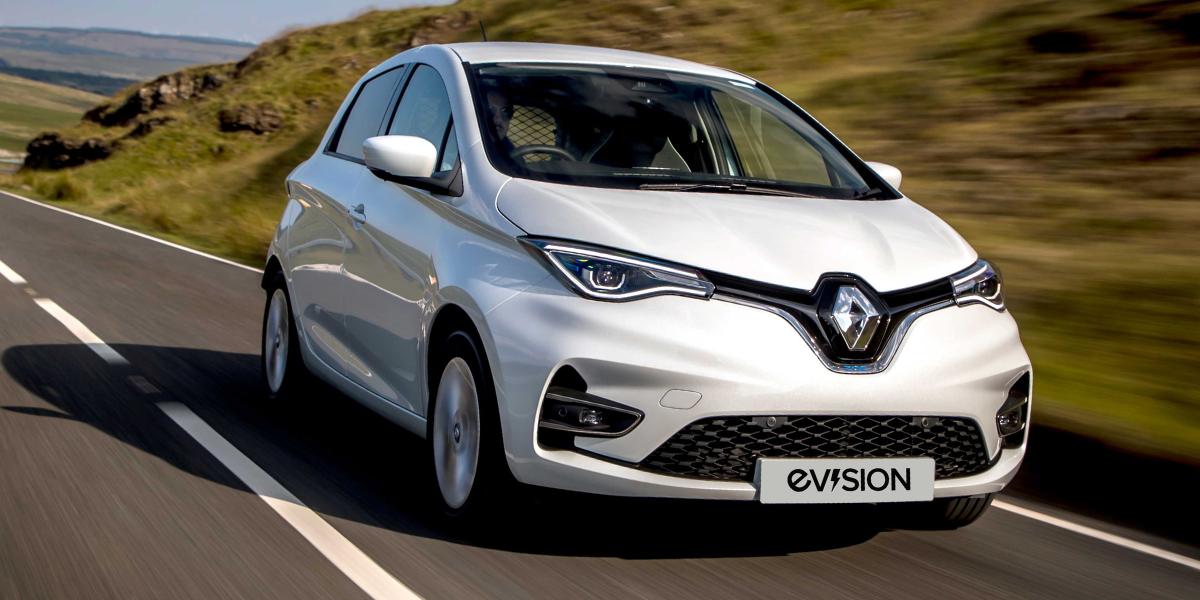 Renault Zoe : EV News