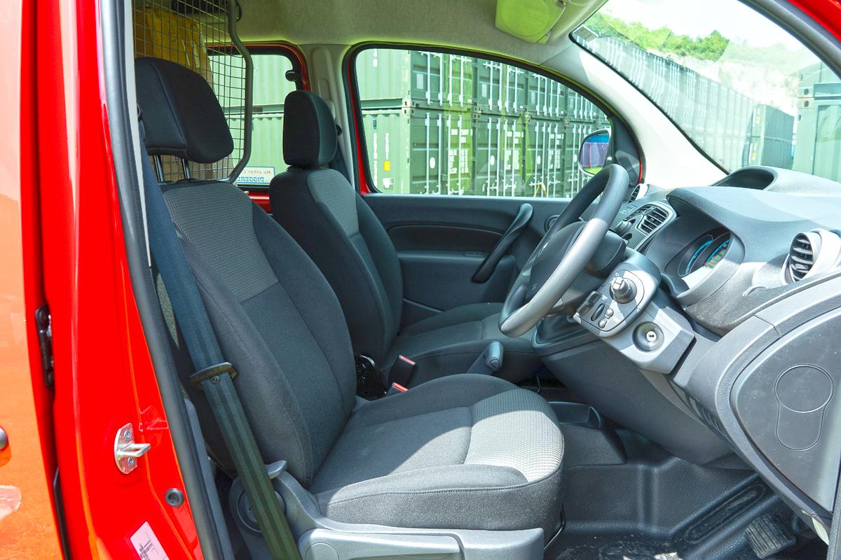 Renault Kangoo Red