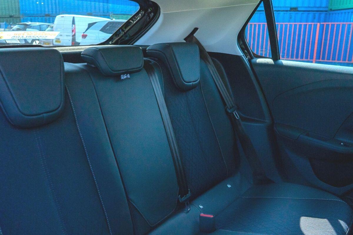 Vauxhall Corsa-e SE Nav seats