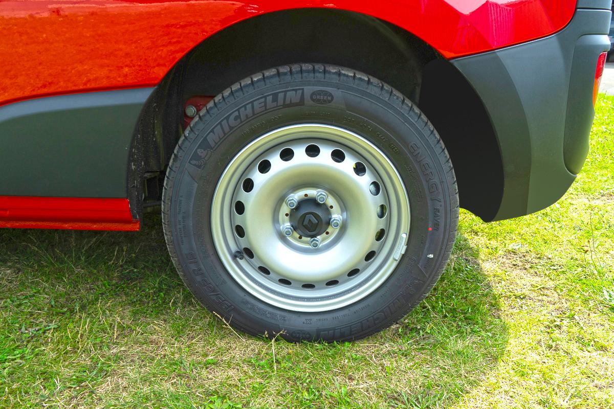 Renault Kangoo wheel