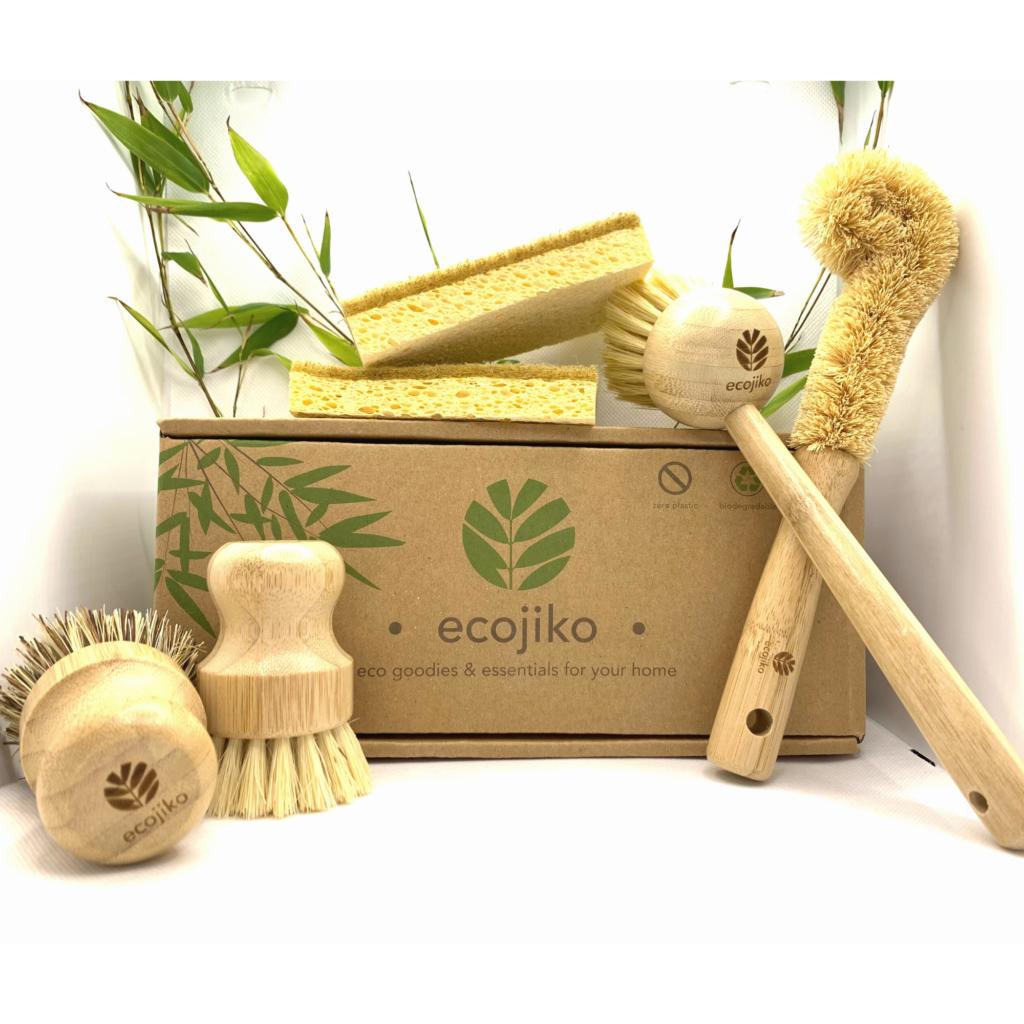 Ecojiko - Zero Waste Kitchen Starter Kit