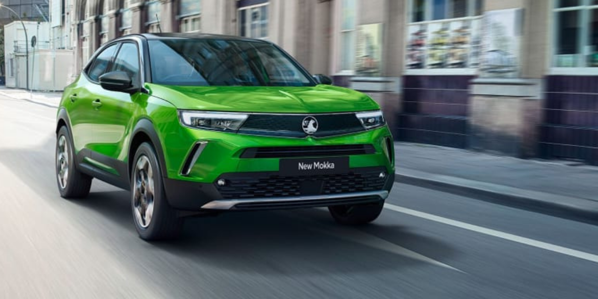 Vauxhall Mokka-e is coming to EVision