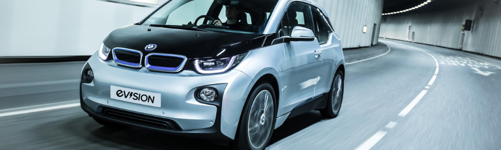 BMW i3 at EVision Electric Vehicles