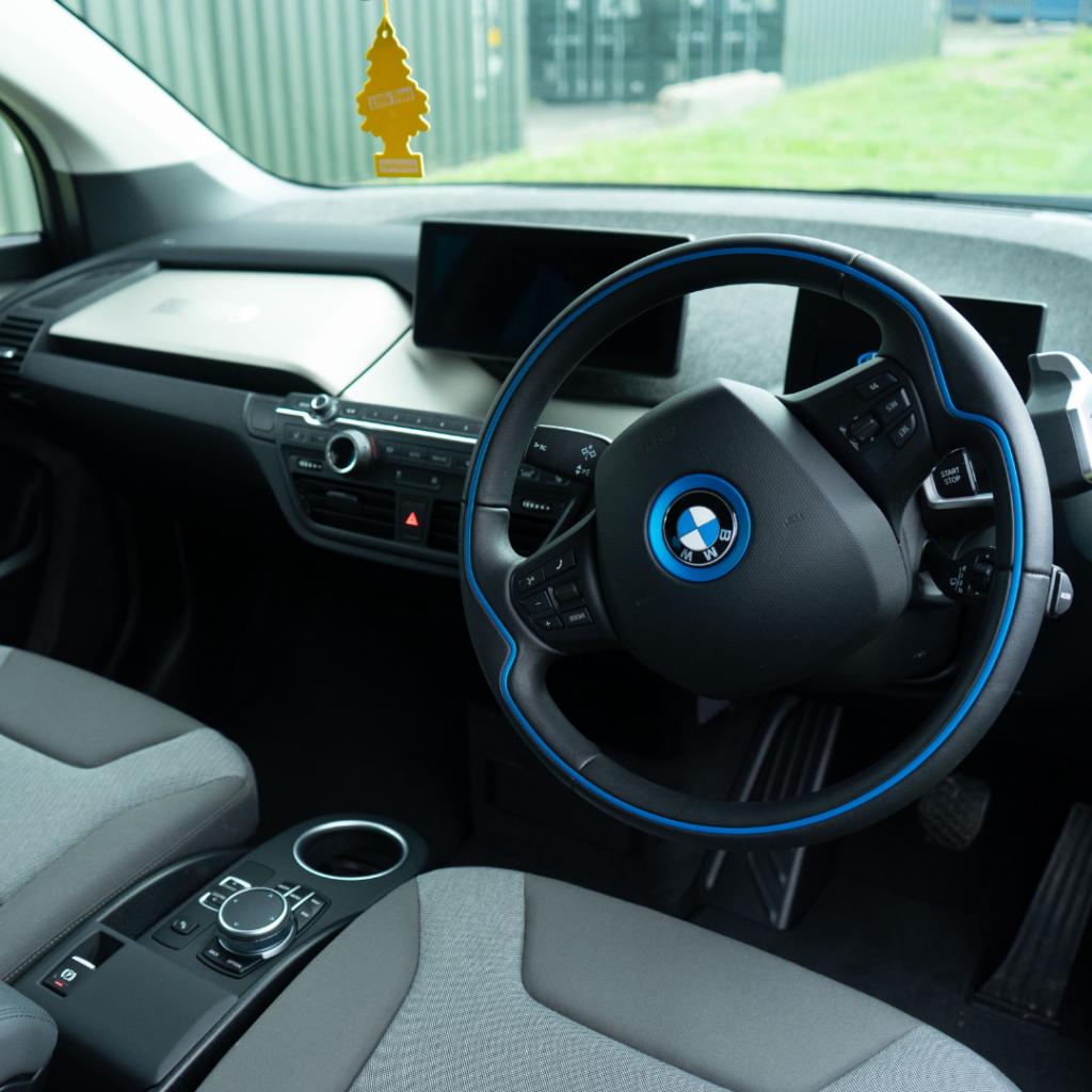 Rent a BMW i3