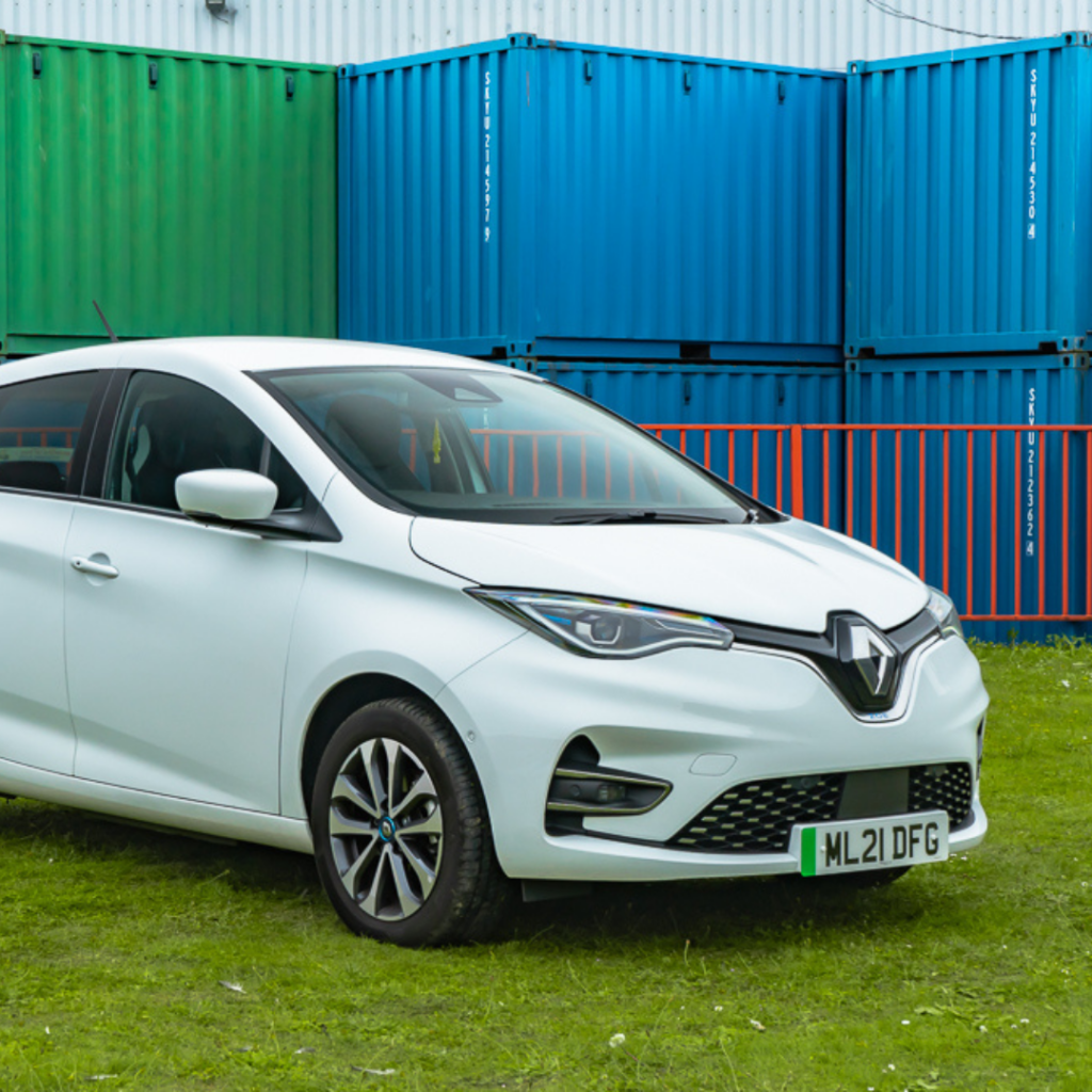Lease a Renault ZOE