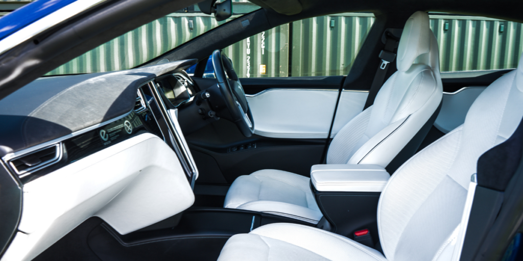 Lease an electric car - Tesla