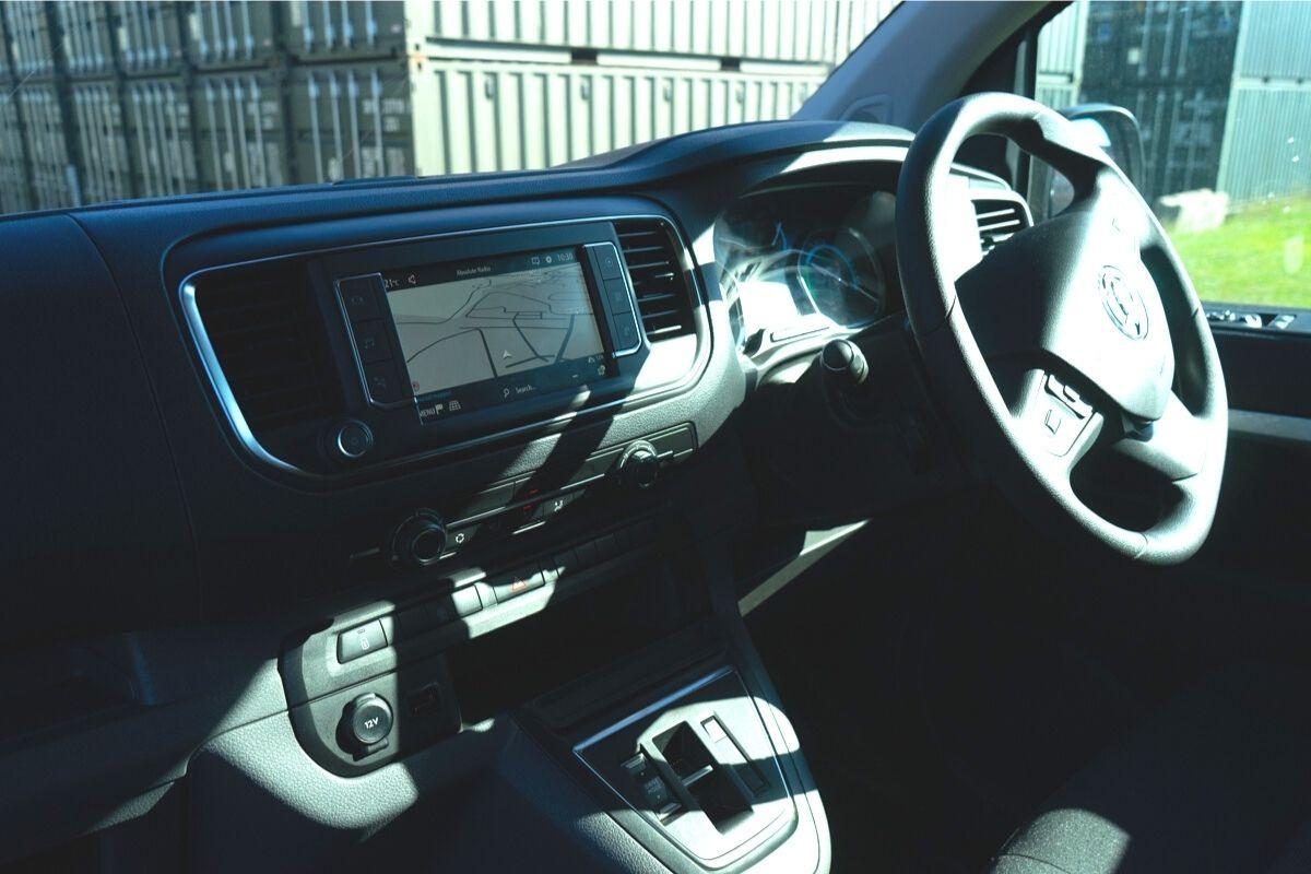 Vauxhall Vivaro-e Double Cab Van