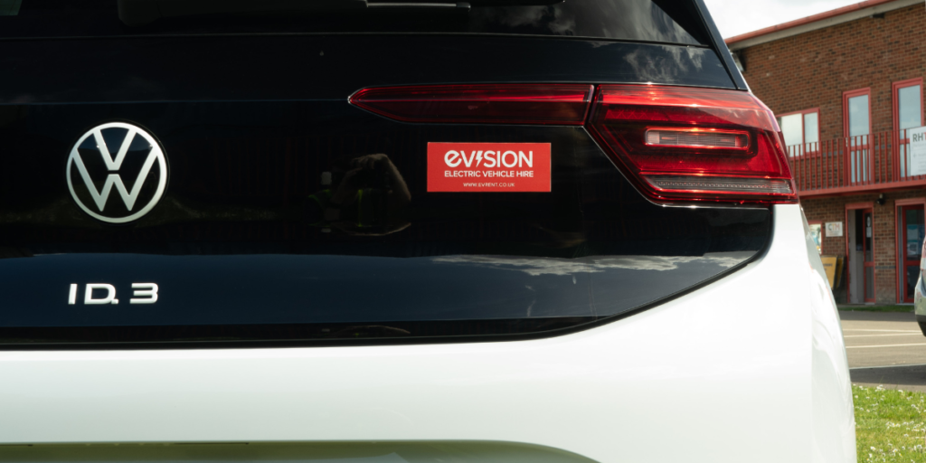 Company Cars at EVision