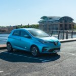 Lease an electric car - Renault ZOE